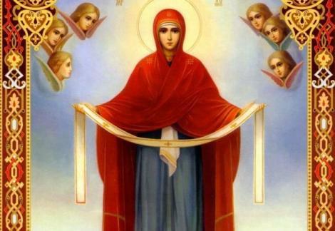 Acoperământul Maicii Domnului 2019 tradiții și superstiții. Ce să faci pentru fericire și noroc