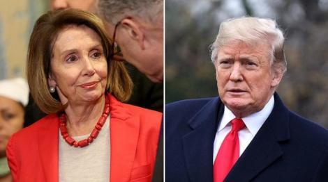 Democrații au anunţat declanşarea procedurii de destituire a lui Donald Trump