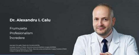 Care sunt principalele tipuri de intervenții estetice de pe site-ul drcalu.com?