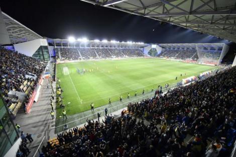 Trei oraşe din România vor găzdui Euro U19 în 2021