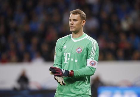 Bayern Munchen ameninţă cu boicotul naţionalei dacă Neuer nu va mai fi titular