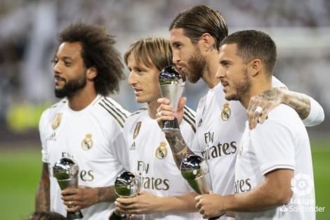Real Madrid rămâne neînvinsă în actualul sezon de LaLiga: scor 2-0 cu Osasuna