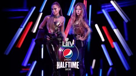 Jennifer Lopez şi Shakira vor cânta la Super Bowl 2020