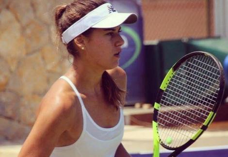 Sorana Cîrstea în finală la Taşkent, turneu pe care l-a câştigat în urmă cu 11 ani