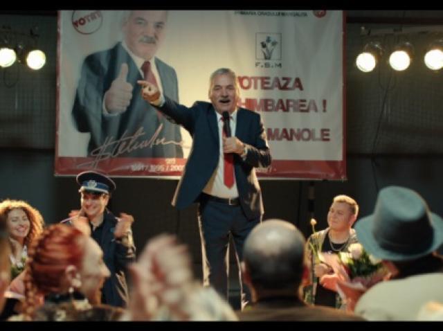Serialul de comedie Mangalița are premiera în această seară, la Antena 1