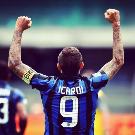 Mauro Icardi, împrumutat de Inter Milano la Paris Saint-Germain