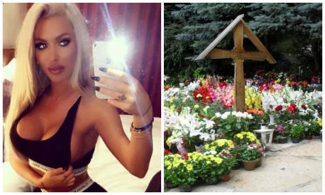 Doamne, Dumnezeule! Cum a apărut Loredana Chivu la mormântul lui Arsenie Boca. Credincioșii au zis că e mare păcat!