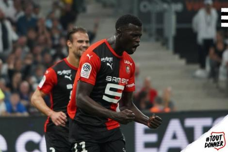 Remiză pentru Rennes în Ligue 1, scor 1-1 cu Marseille