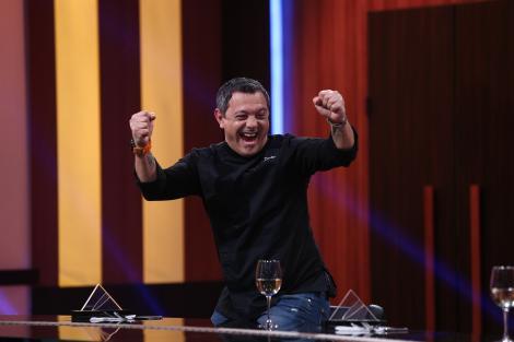 Bontea, din nou câștigător! Chef Jakob Hausmann a jurizat lupta din bucătărie pentru cea de-a şaptea amuletă