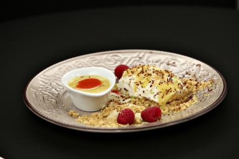 Rețetă de cheesecake la rece aromat și delicios