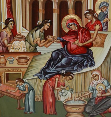 Calendar ortodox septembrie 2019: Când sărbătorim Nașterea Maicii Domnului