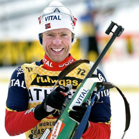 Biatlonistul Halvard Hanevold, triplu campion olimpic şi cvintuplul campion mondial, decedat la 49 de ani, în circumstanţe necunoscute
