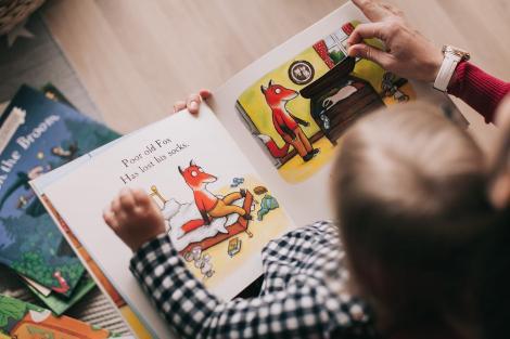 """Librărie online: Vânzările de cărţi pentru copii au crescut cu aproape 50% în această vară. Cele mai comandate au fost """"Harry Potter şi piatra filozofală"""", """"Animale vorbitoare"""" şi """"Erus şi Valea Răbdării"""""""