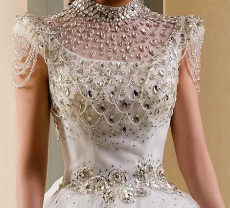 Rochii de mireasă. Care sunt cele mai scumpe rochii din lume