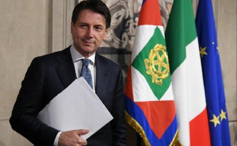 Noul Guvern italian a depus jurământul. Executivul îşi va începe activitatea după votul de încredere al Parlamentului