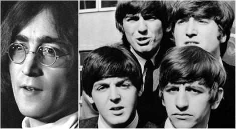 Fotografia uitată...Cum au fost surprinși John Lennon și Paul McCartney. Este ultima imagine cu cei doi, împreună