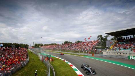 Contract prelungit până în 2024 pentru Marele Premiu de Formula 1 al Italiei