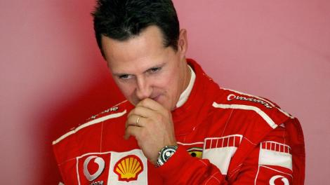 Michael Schumacher, internat într-un spital din Paris! Ce se întâmplă în aceste momente cu fostul pilot de Formula 1