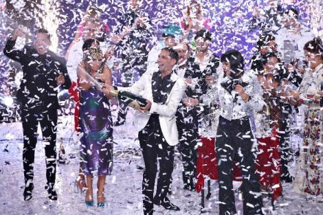 Dan Negru, de 20 de ani liderul spectacolelor de Revelion! Aproape 3.500.000 de români au urmărit Revelionul Starurilor 2020, la Antena 1 Record de audienţã la nivelul cotei de piaţã