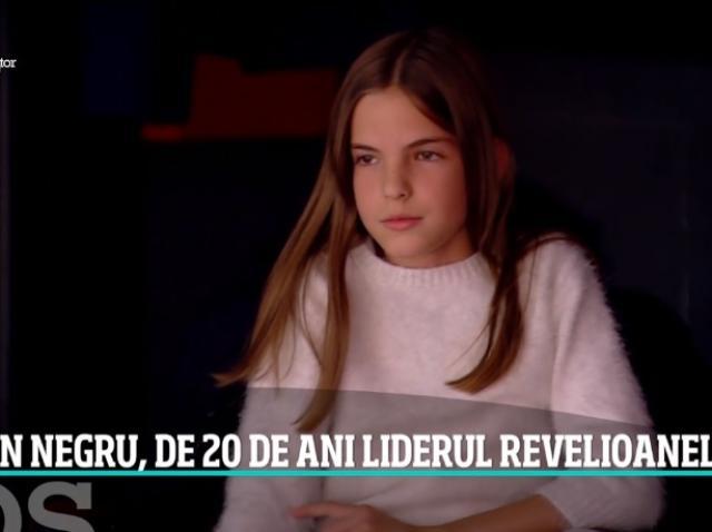 """Dan Negru a venit cu fiica sa în platoul Observatorului, după ce a cucerit românii de Revelion: """"Îți place, tăticule?"""""""