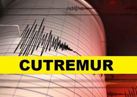 Cutremur după cutremur în România, vineri dimineață! Patru seisme au avut loc! Unde au fost înregistrate și ce magnitudini au avut