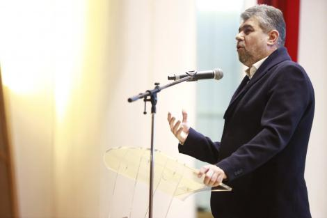 Marcel Ciolacu: Primul semnal este că preşedintele Klaus Iohannis vrea să scape de Ludovic Orban