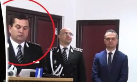 Șeful Poliției din Câmpia Turzii, prins băut la volan de către colegii săi. Ce alcoolemie avea bărbatul