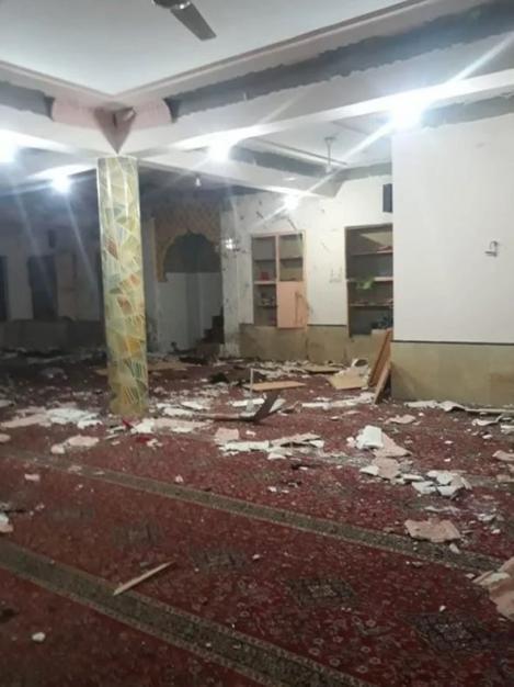 13 oameni au murit în timp ce se rugau! Încă un atentat în Pakistan: O bombă a fost explodat într-o moschee