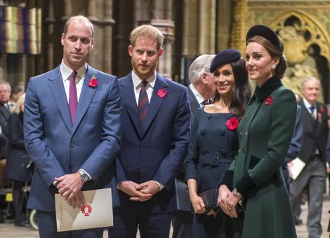 """Prințesa Diana ar plânge dacă ar vedea ce se întâmplă cu băieții ei! Prințul William nu mai vrea să audă de Harry: """"Nu se mai poate"""""""