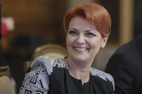 Lia Olguţa Vasilescu: În proporţie de 99 la sută vreau să candidez la Primăria Craiovei
