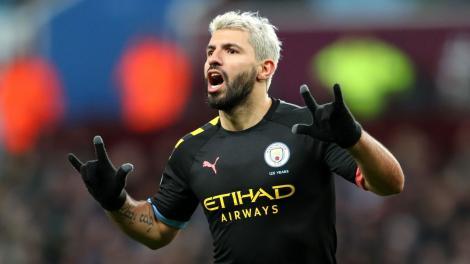 Premier League: Manchester City, 6-1 în deplasare cu Aston Villa