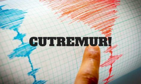 Cutremur neobișnuit în județul Vâlcea. Seismul s-a produs la o adâncime de șase kilometri