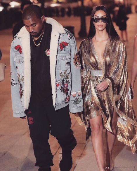 """Kanye West, gest incredibil făcut pentru soția lui, Kim Kardashian: """"Aceasta este viața ta. Visele devin realitate"""""""