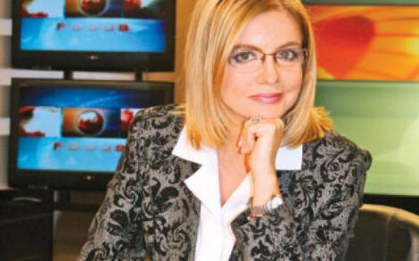 """Cristinei Țopescu i se făcea adesea rău în timp ce se afla în direct, la tv: """"Cei din regie erau pregătiți să bage publicitate"""""""