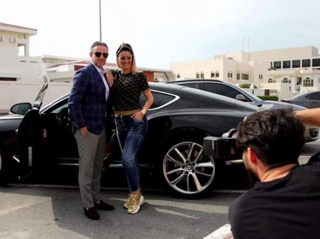 Începând din februarie, Anamaria Prodan revine la Antena Stars cu reality show-ul Prodanca şi Reghe. Preţul succesului