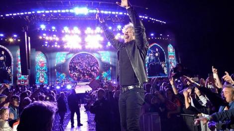 Bon Jovi va susţine anul acesta un turneu cu Bryan Adams