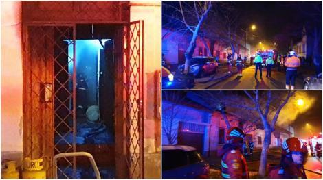Au murit ținându-se de mână! Doi copilași, găsiți fără viață într-o casă cuprinsă de flăcări, în Timișoara. Acuzații grave la adresa părinților - Video