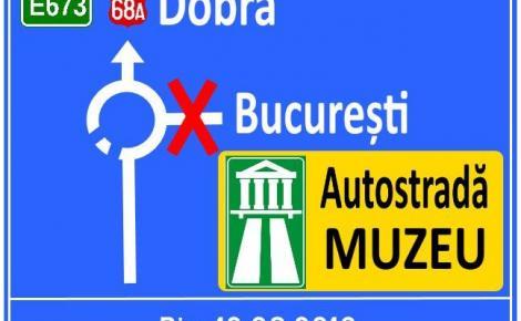Autostrada-Muzeu care ar trebui să lege Clujul de Zalău rămâne deocamdată la cei 8 kilometri daţi în folosinţă