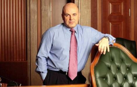 PORTRET: Mihail Mişustin, şeful Fiscului rus devenit premier