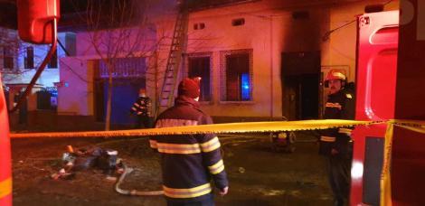 Cauza incendiului de la Timişoara, în care patru fraţi au murit carbonizaţi, este coş de fum neprotejat corespunzător