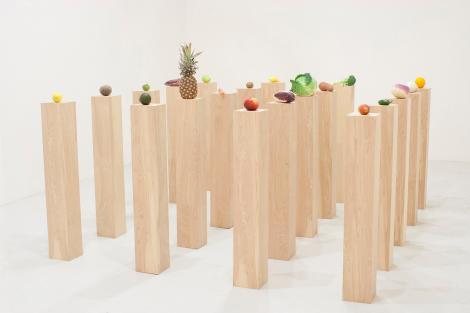 """Banana de 120.000 de dolari din Miami a dus la crearea unei expoziții de fructe și legume în New York: """"A fost delicioasă!"""""""