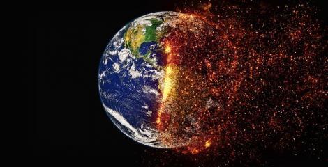Încălzirea globală: 2020, un an al fenomenelor meteo extreme. Ultimul deceniu a fost cel mai fierbinte din istorie!