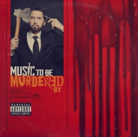 "Eminem a lansat un album surpriză, ""Music to Be Murdered By"""