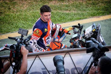 """Ricky Brabec a câştigat Raliul Dakar la moto. Gyenes a terminat pe 29 la moto şi pe primul loc la """"Original by Motul"""""""