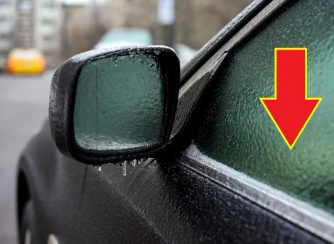 Atenție, șoferi! Cum încălzești rapid mașina, în zilele reci! Trucul ce te salvează imediat