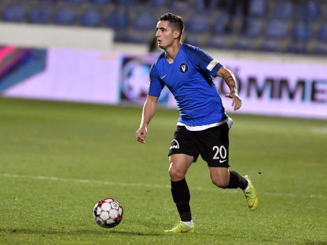 Steliano Filip s-a despărţit de FC Viitorul