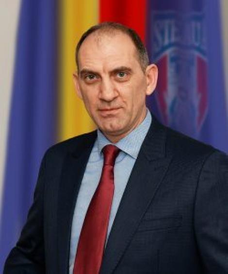 Colonelul Cristian Cîrlan, comandantul interimar al CSA Steaua, a decedat la vârsta de 47 de ani