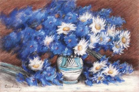 Lucrări de Luchian, Petraşcu, Câlţia, Ressu sau Pallady din colecţia artiştilor Lucrezia şi Ion Pacea, la vânzare