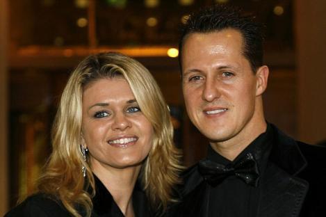 Soția lui Michael Schumacher a denunțat furtul fotografiilor în care pilotului se află pe patul de spital