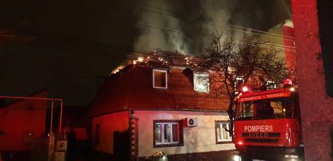 Sorina Manelista, momente de groază! Casa cântăreței a fost cuprinsă de flăcări (FOTO)